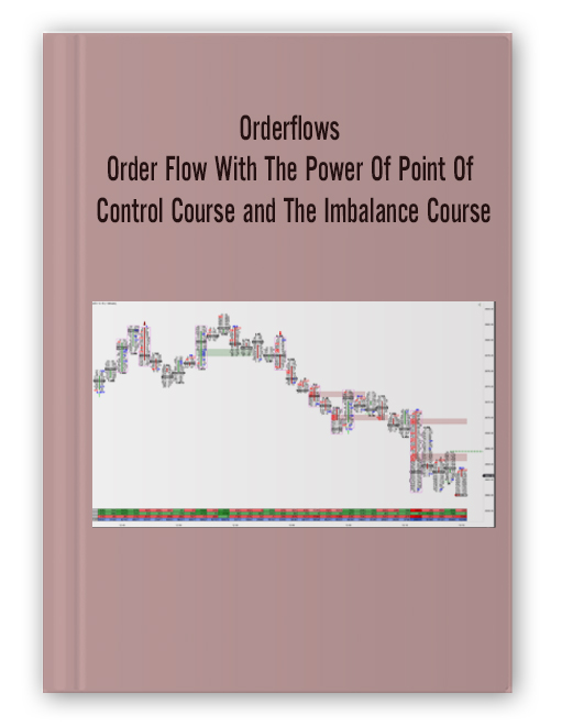 Orderflows - Order Flow With The Power Of Point Of Control Course and The Imbalance Course