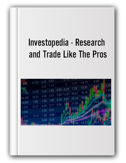 Investopedia - Research and Trade Like The Pros