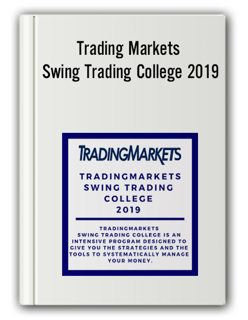 Larry Connor – Trading Markets Swing Trading College 2019