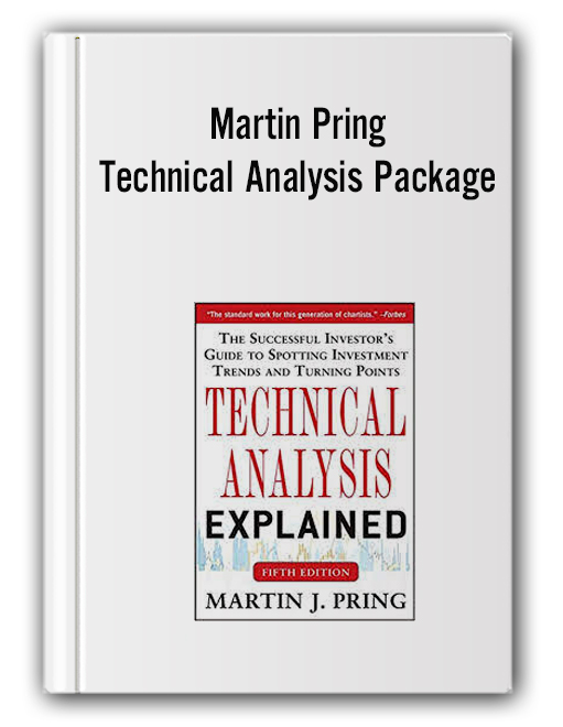 Martin Pring – Technical Analysis Package