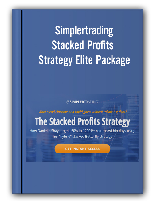 Simplertrading - Stacked Profits Strategy Elite Package