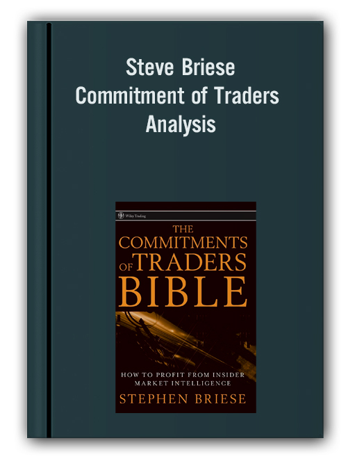 Steve Briese – Commitment of Traders Analysis