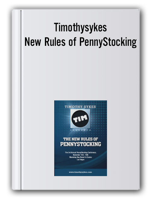 Timothysykes.com - New Rules of PennyStocking