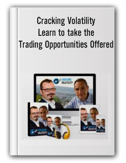Ungeracademy - Cracking Volatility: Learn to take the Trading Opportunities Offered by Volatility
