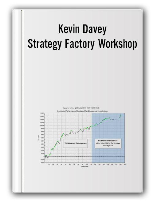 Kevin Davey - Strategy Factory Workshop