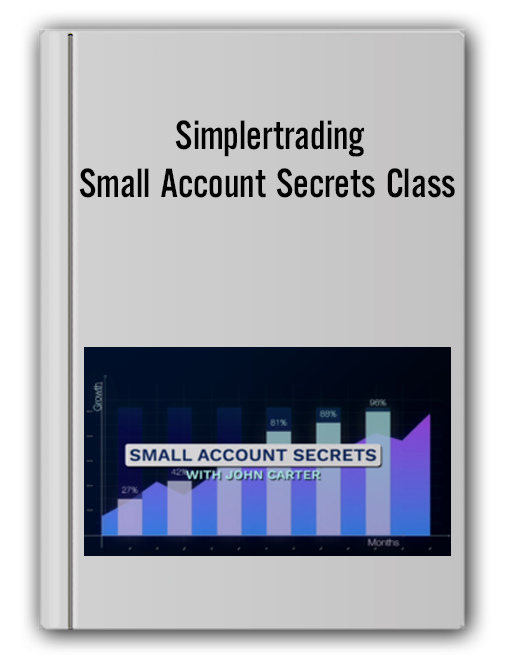 Simplertrading - Small Account Secrets Class