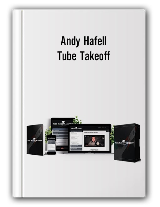Andy Hafell - Tube Takeoff
