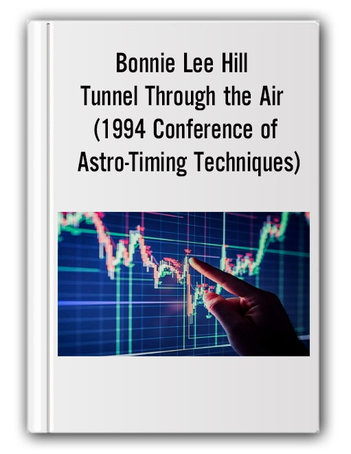 Bonnie Lee Hill - Tunnel Through the Air (1994 Conference of Astro-Timing Techniques)-min
