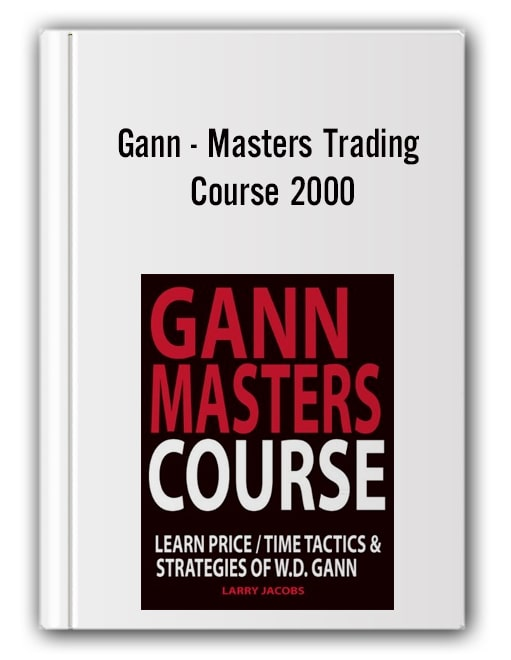 Gann - Masters Trading Course 2000