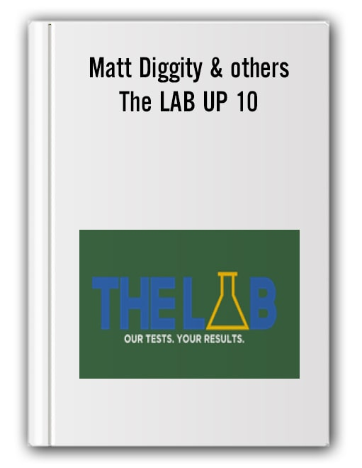 Matt Diggity & others - The LAB UP 10