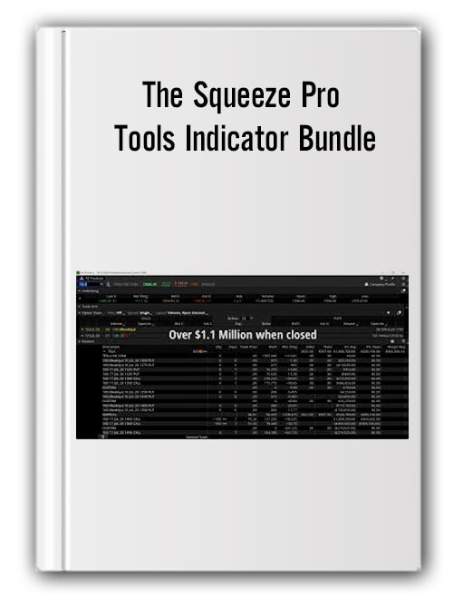 The Squeeze Pro Tools Indicator Bundle
