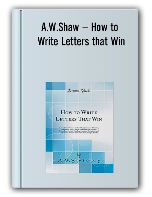 How to Write Letters That Win