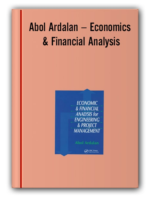 Economics & Financial Analysis for Engineering & Project Management