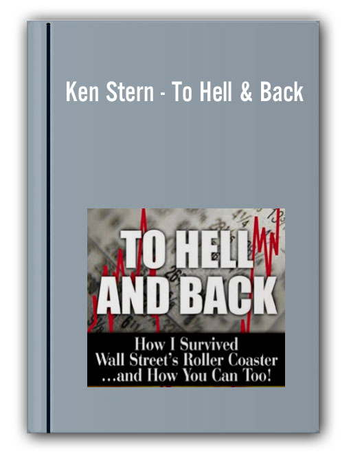 Ken Stern - To Hell & Back