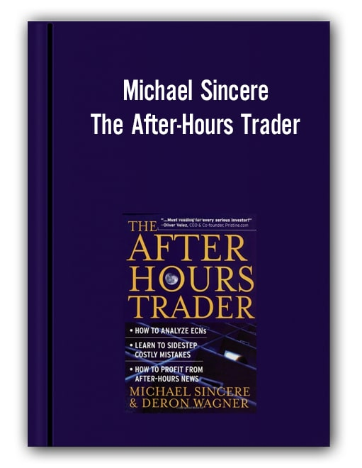 Michael Sincere - The After-Hours Trader