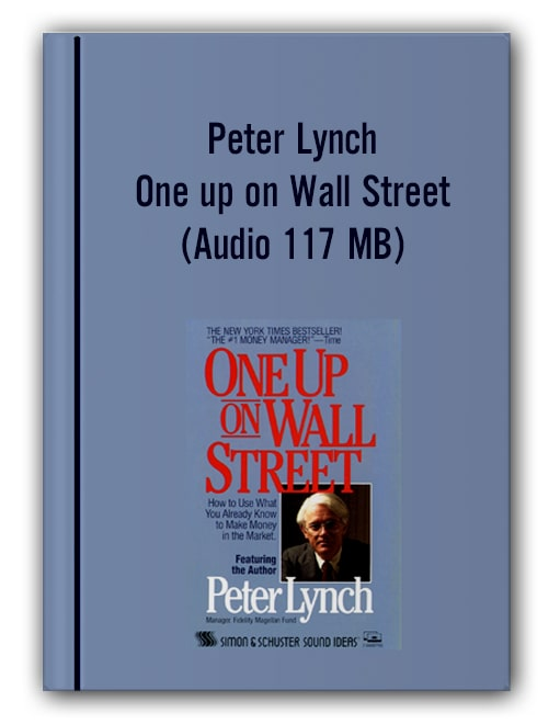 Peter Lynch - One up on Wall Street (Audio 117 MB)