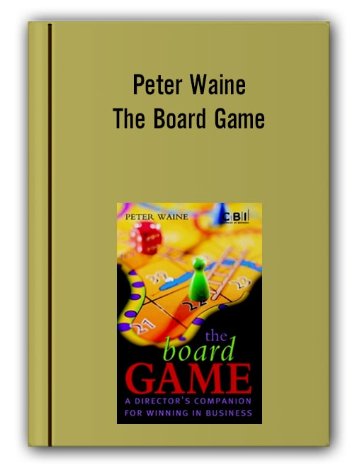 Peter Waine - The Board Game