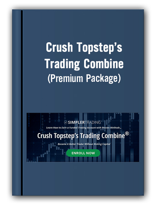 Crush Topsteps Trading Combine Premium Package Thumbnails