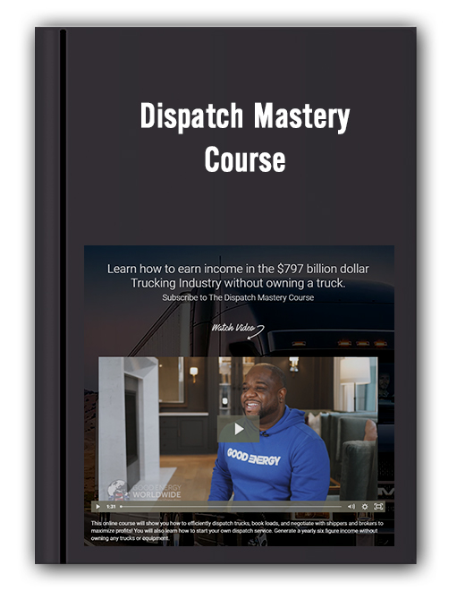 Dispatch Mastery Course Thumbnails