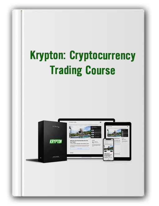 Krypton Cryptocurrency Trading Course Thumbnails