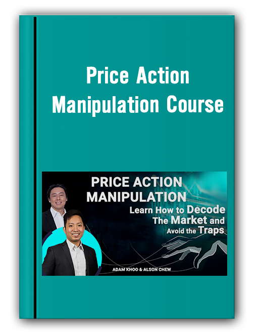 Price Action Manipulation Course Thumbnails