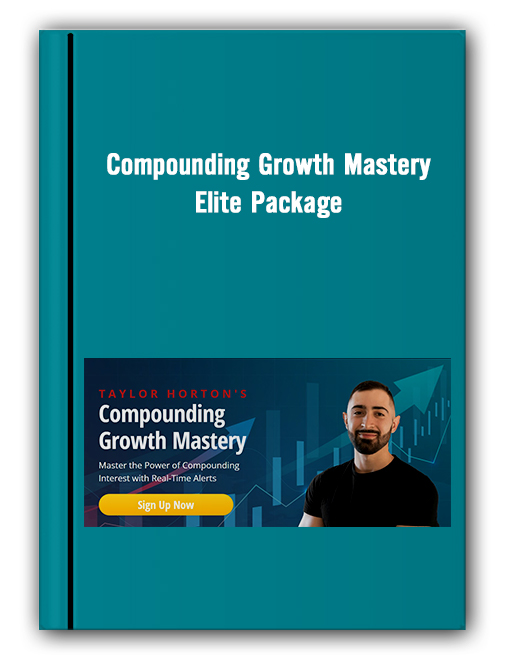Compounding Growth Mastery Thumbnails
