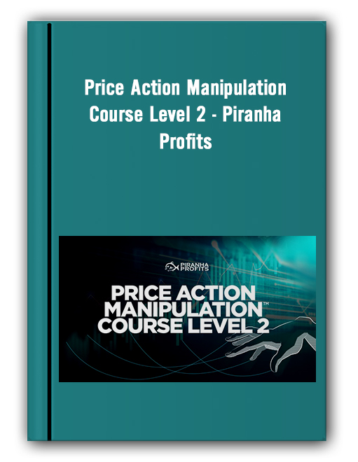 Price Action Manipulation Course Level 2 Thumbnail 1